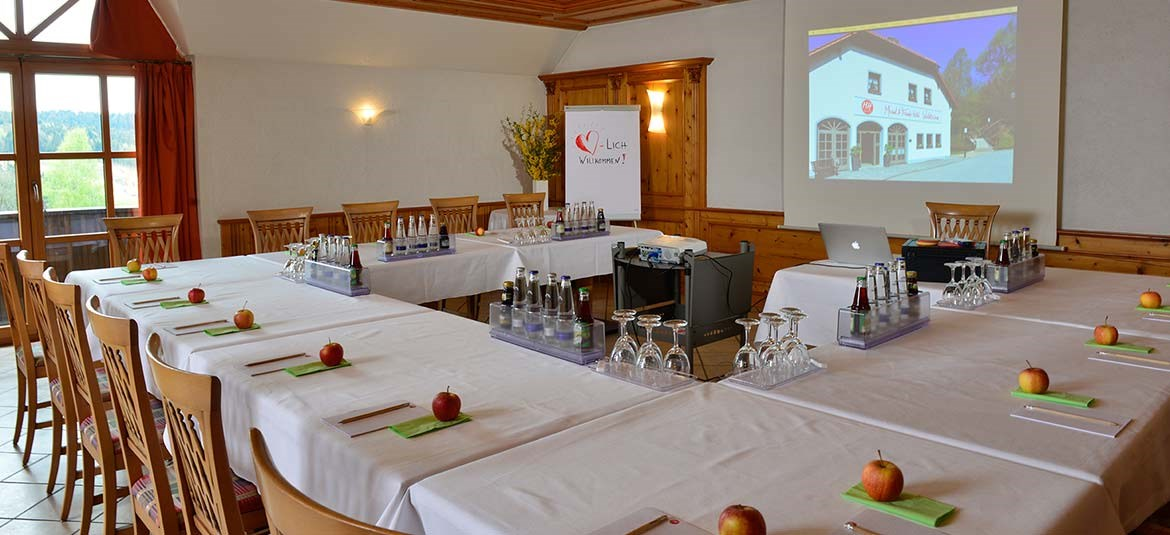 Michelhotel Waldkirchen events and meetings