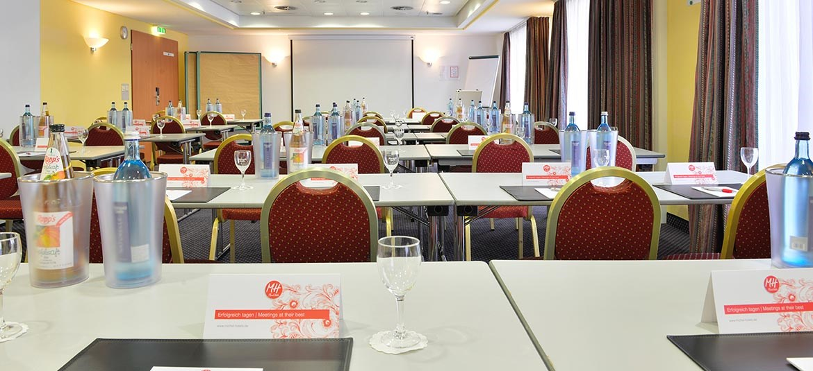 Michelhotel hotel Meeting and Events