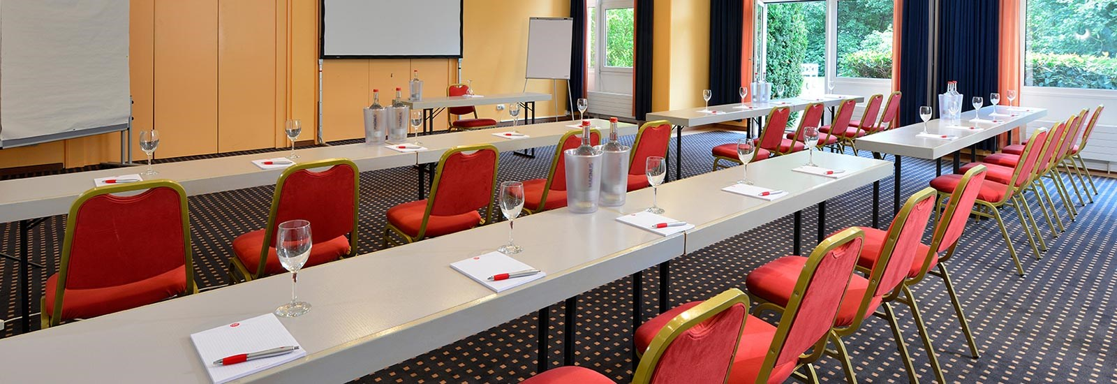 Luneburg Heath hotel - meeting room