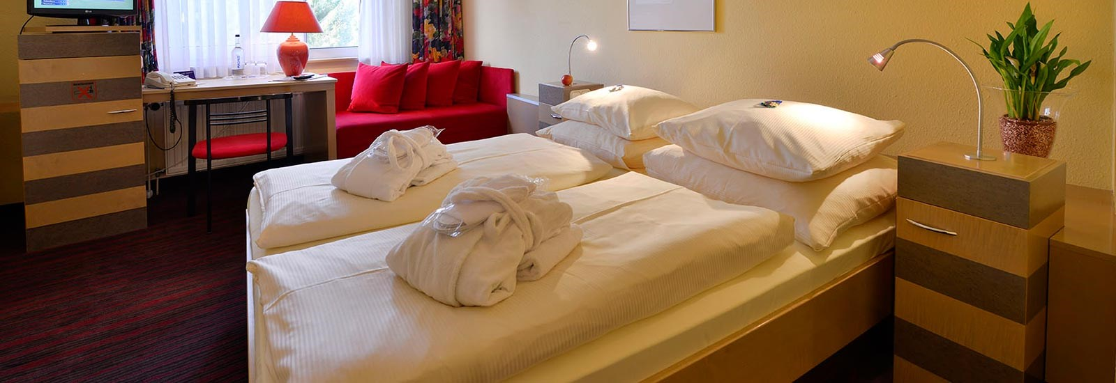 Luneburg Heath hotel - Double room